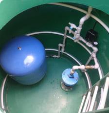Водоснабжение дома из скважины под ключ